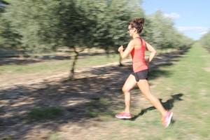 anke running